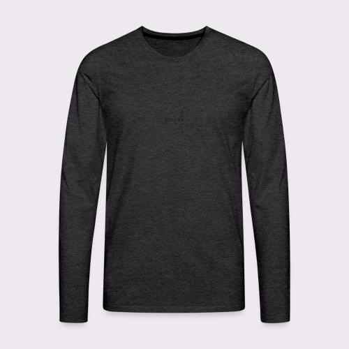 Zürich booster - Men's Premium Longsleeve Shirt