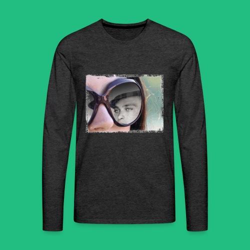 legionairelunette - T-shirt manches longues Premium Homme
