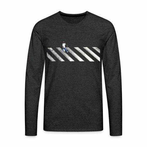 Stripes - Men's Premium Longsleeve Shirt