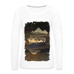 Men's shirt Album Art - Women's Premium Longsleeve Shirt