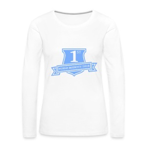 World Modesty Tour - Women's Premium Longsleeve Shirt