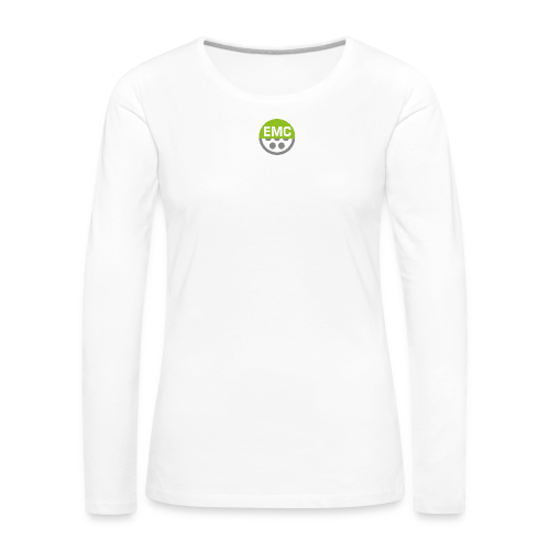 ElektroMobilitätsClub Icon - Frauen Premium Langarmshirt