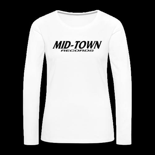 Midtown - Women's Premium Longsleeve Shirt