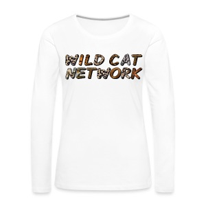 WildCatNetwork 1 - Women's Premium Longsleeve Shirt