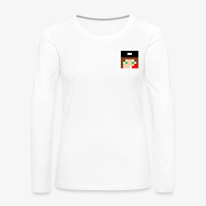 catcaitlin gaming - Women's Premium Longsleeve Shirt