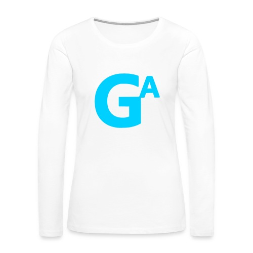 Winter limited edition - Vrouwen Premium shirt met lange mouwen