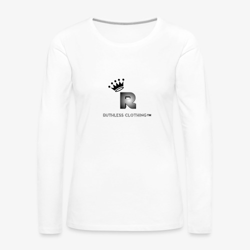 Ruthless Long sleeve shirts - Women's Premium Longsleeve Shirt