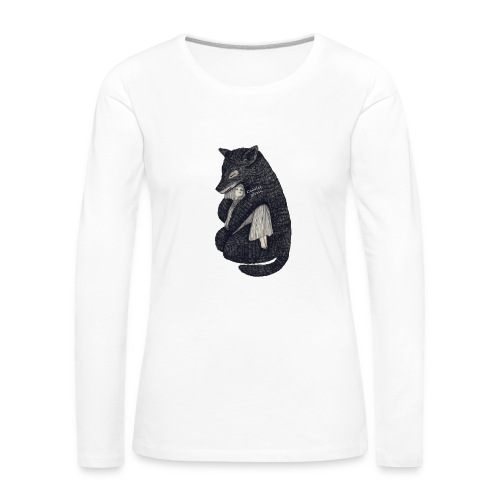 Cuddle 🐼 - Women's Premium Longsleeve Shirt