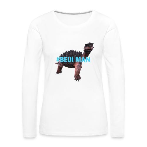 #Beuiman - Frauen Premium Langarmshirt