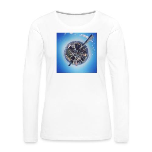NYC Planet - Women's Premium Longsleeve Shirt