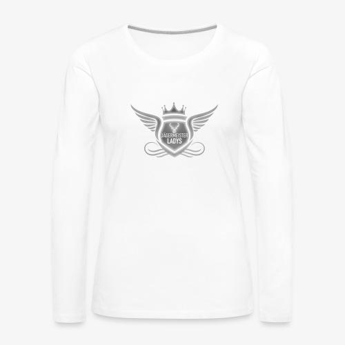 Jagermeister ladys - Vrouwen Premium shirt met lange mouwen