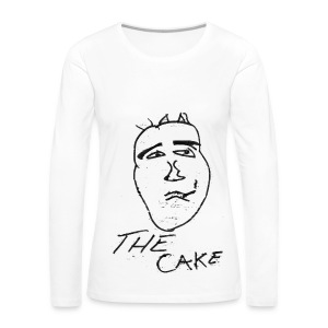 The Cake - Women's Premium Longsleeve Shirt