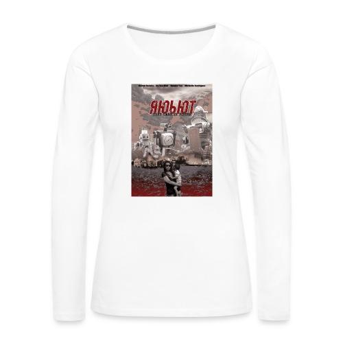 Ka bots - Vrouwen Premium shirt met lange mouwen