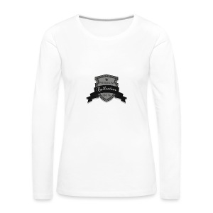 100% Premium Collection Brand - Women's Premium Longsleeve Shirt