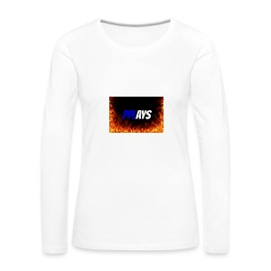 Youtube_Logo - Women's Premium Longsleeve Shirt