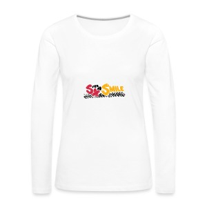 SX FOR A SMILE - Frauen Premium Langarmshirt
