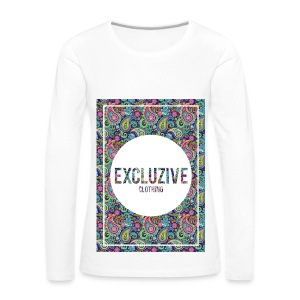 Colour_Design Excluzive - Women's Premium Longsleeve Shirt