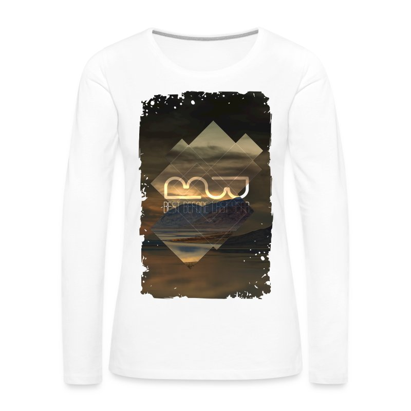 Men's shirt Album Art - Women's Premium Longsleeve Shirt