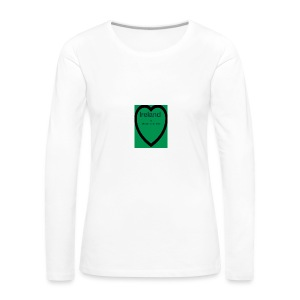 Ireland always in my heart - Women's Premium Longsleeve Shirt