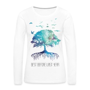 Men's shirt Next Nature Light - Women's Premium Longsleeve Shirt