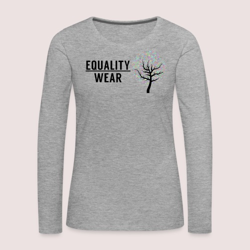 Musical Equality Edition - Women's Premium Longsleeve Shirt