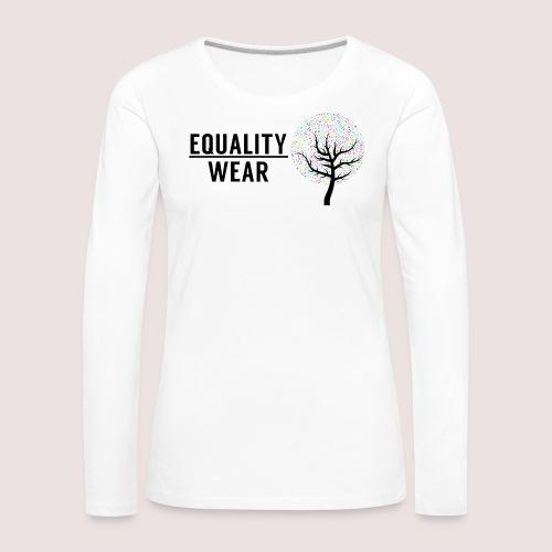 Musical Equality Edition - Women's Premium Longsleeve Shirt