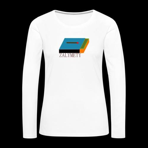 ZALYMETY - Women's Premium Longsleeve Shirt