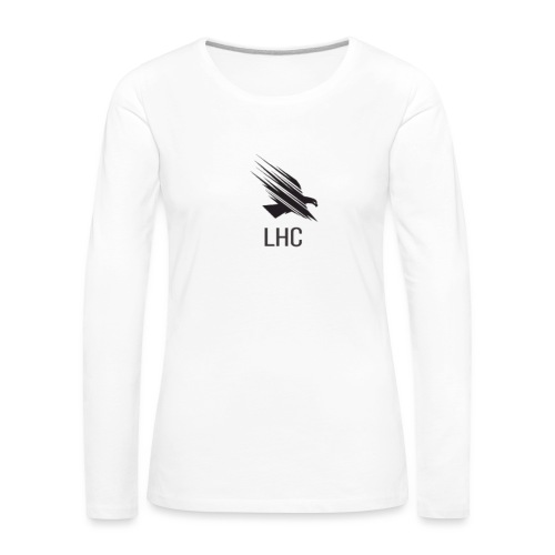LHC Dark Logo - Women's Premium Longsleeve Shirt