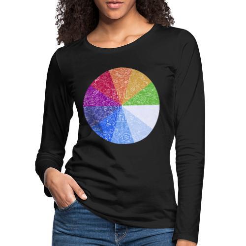 APV 10.1 - Women's Premium Longsleeve Shirt