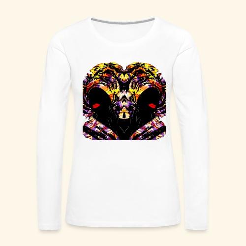 gele - Women's Premium Longsleeve Shirt