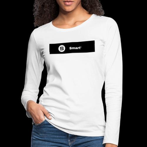 Smart' BOLD - Women's Premium Longsleeve Shirt