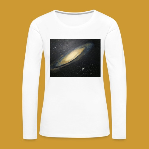Andromeda - Mark Noble Art - Women's Premium Longsleeve Shirt