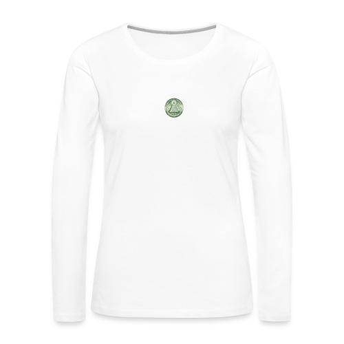 200px-Eye-jpg - T-shirt manches longues Premium Femme