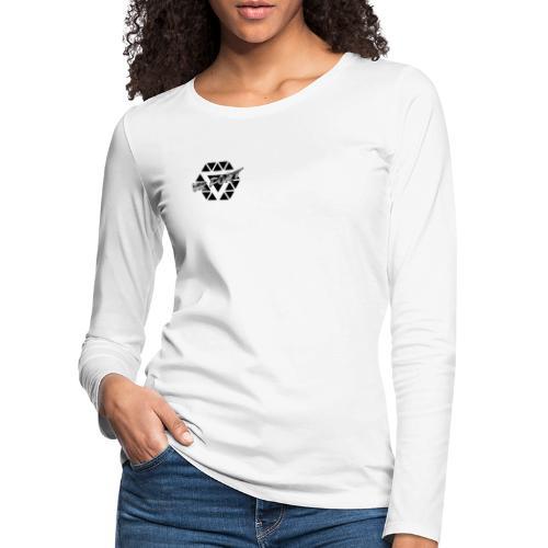 VR PORT [Winter Edition] - Frauen Premium Langarmshirt
