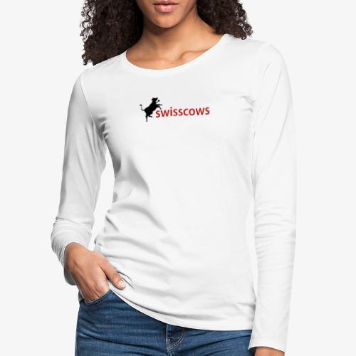 Männer T-Shirt - Frauen Premium Langarmshirt
