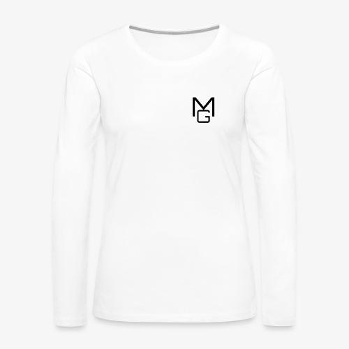 MG Clothing - Women's Premium Longsleeve Shirt