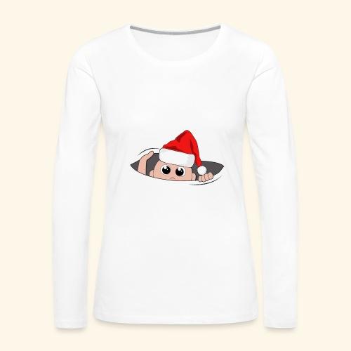 Baby Nikolaus - Frauen Premium Langarmshirt