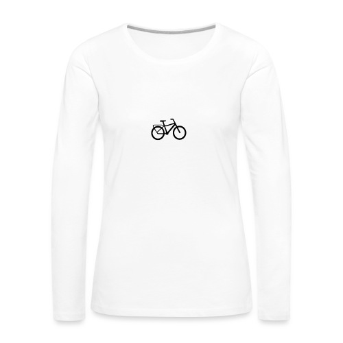 BCL Shirt Back White - Women's Premium Longsleeve Shirt