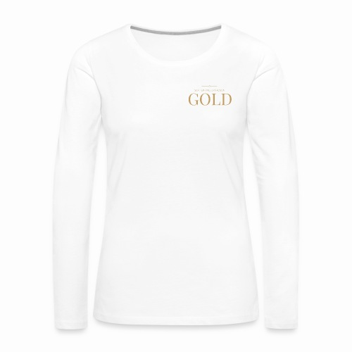 Schtephinie Evardson: Ultra Premium Gold Edition - Women's Premium Longsleeve Shirt