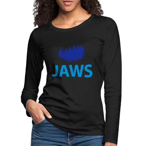Jaws Dangerous T-Shirt - Women's Premium Longsleeve Shirt