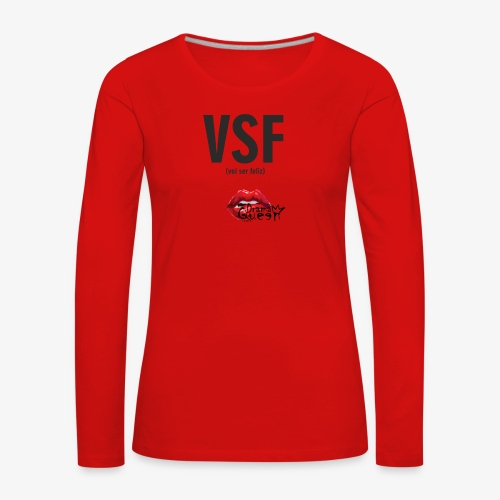 VSF - Women's Premium Longsleeve Shirt