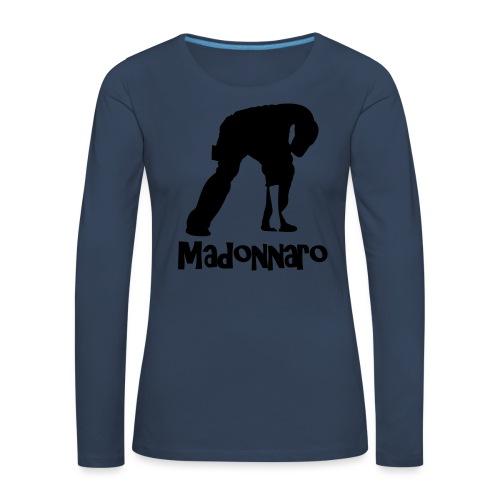 simpler version for logo - Women's Premium Longsleeve Shirt