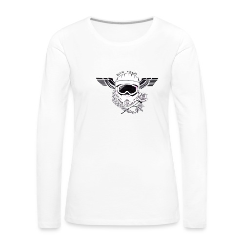 foxy crew - Frauen Premium Langarmshirt