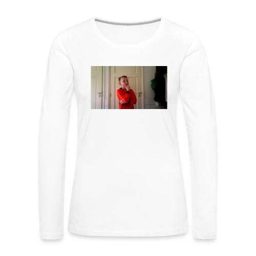 generation hoedie kids - Vrouwen Premium shirt met lange mouwen