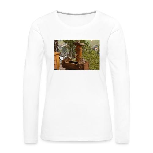19.12.17 - Frauen Premium Langarmshirt