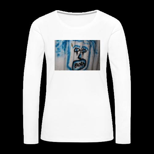 fox 2 - T-shirt manches longues Premium Femme