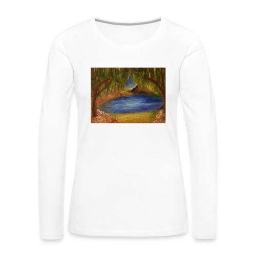 hop1 - Women's Premium Longsleeve Shirt