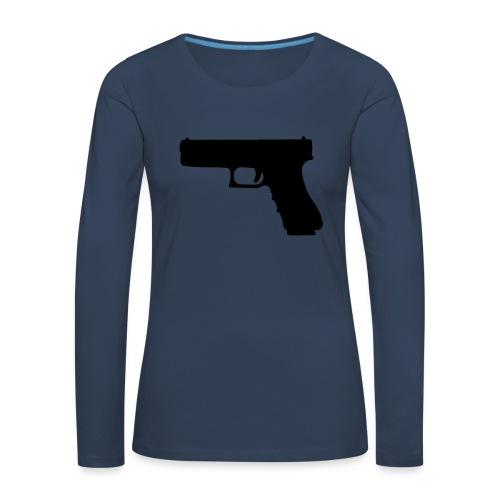 The Glock 2.0 - Women's Premium Longsleeve Shirt