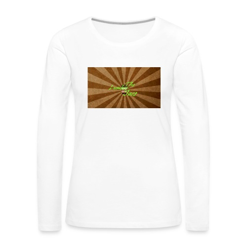 THELUMBERJACKS - Women's Premium Longsleeve Shirt