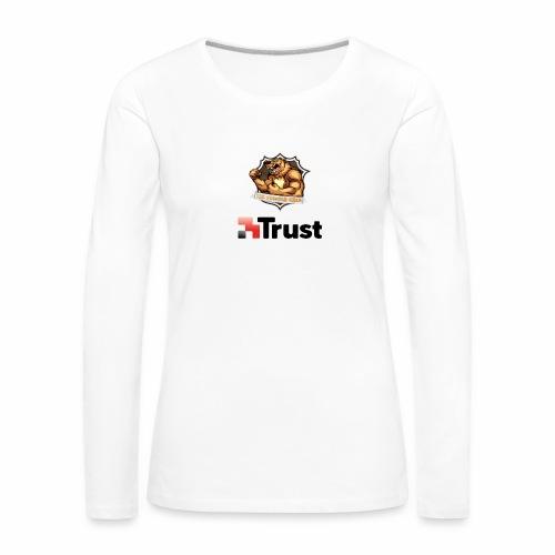Prodotti Ufficiali con Sponsor della Crew! - Maglietta Premium a manica lunga da donna